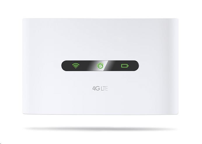 TP-Link TL-M7300 4G LTE přenosný modem AP, Simcard slot, MicroSD, LTE/HSPA+/GSM, baterie