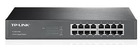TP-Link TL-SG1016DE 16x Gigabit Easy Smart Switch, desktop