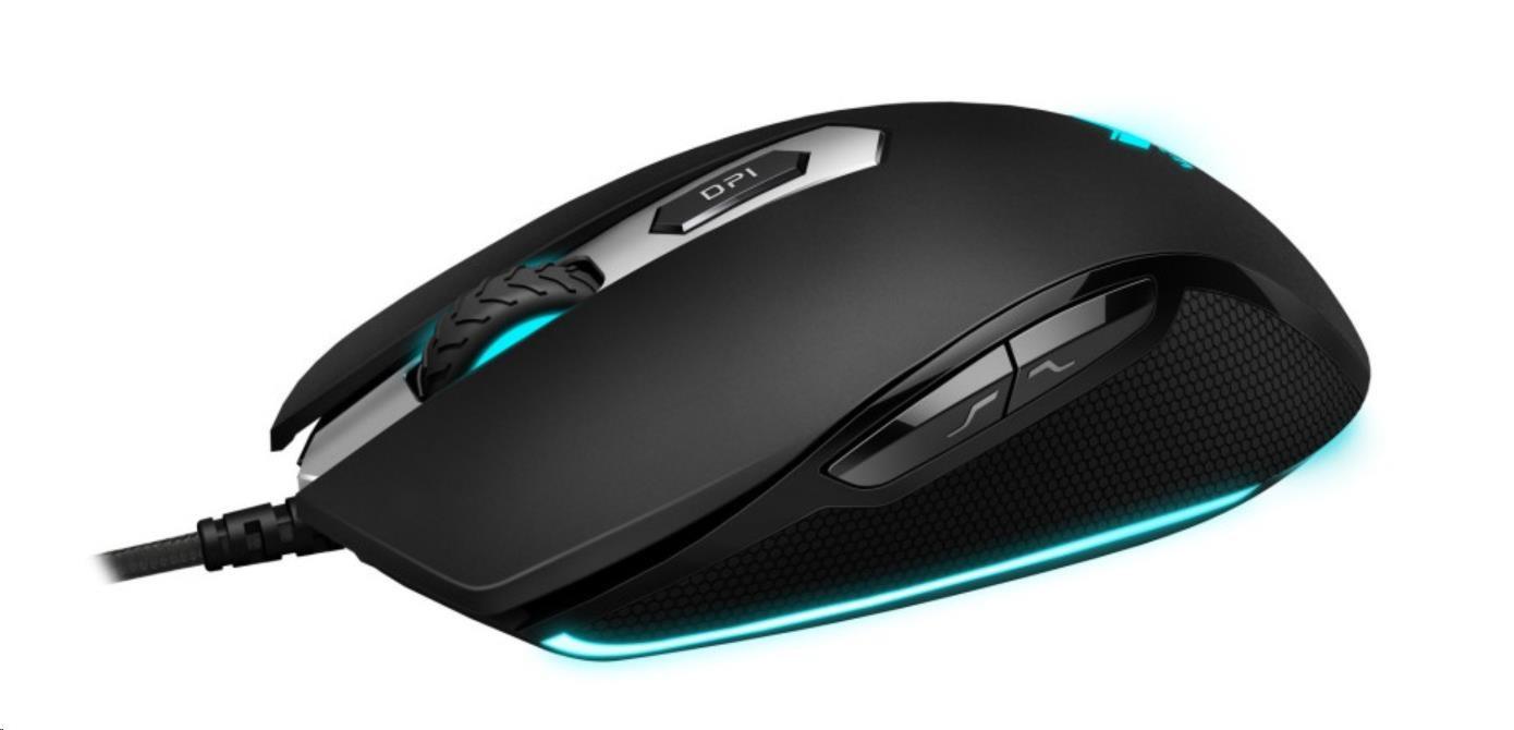 RAPOO myš V210, optická, bezdrátová, gaming, černá (6940056165503)