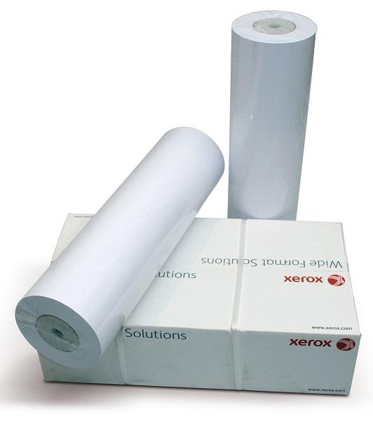 Xerox Papír Role Inkjet 80 - 610x50m (80g/50m, A1+) (496L94120)