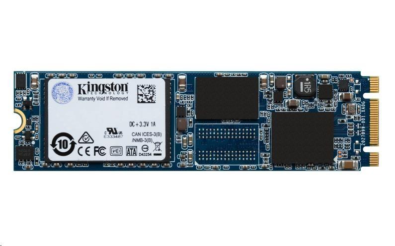 Kingston 120GB SSDNow UV500 M.2 (R 520MB/s; W 320MB/s)