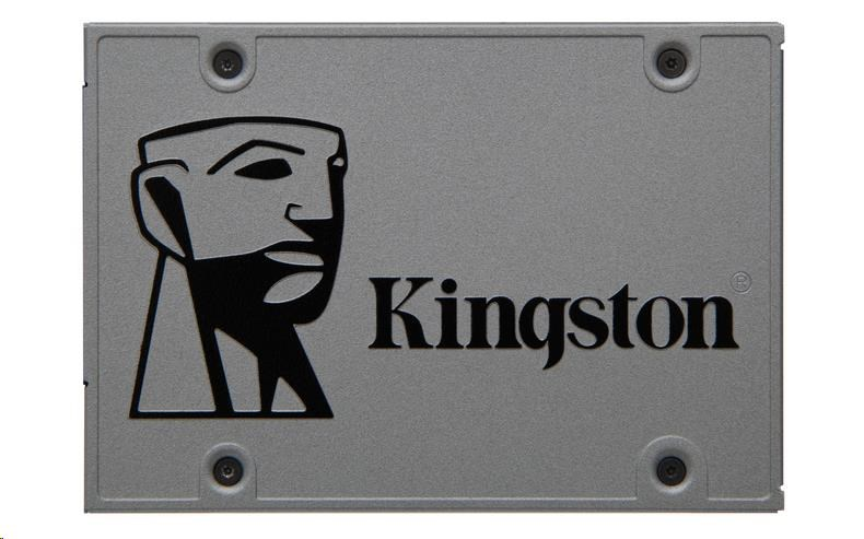 "Kingston 120GB SSDNOW UV500 SATA3 2.5"" (R 520MB/s; W 320MB/s) - BULK"