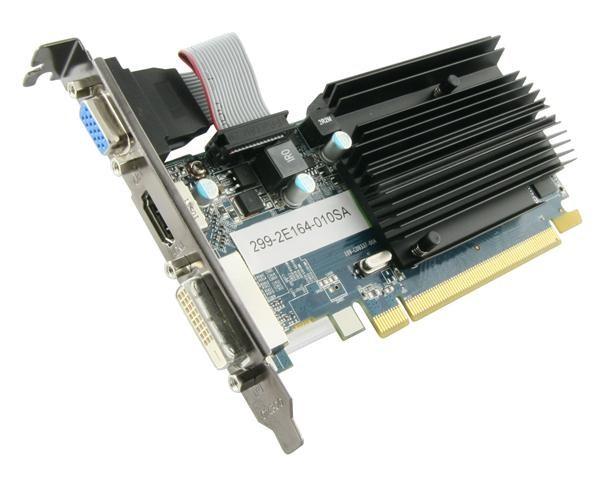 SAPPHIRE VGA AMD Radeon™ HD 6450 2GB DDR3 (11190-09-20G)