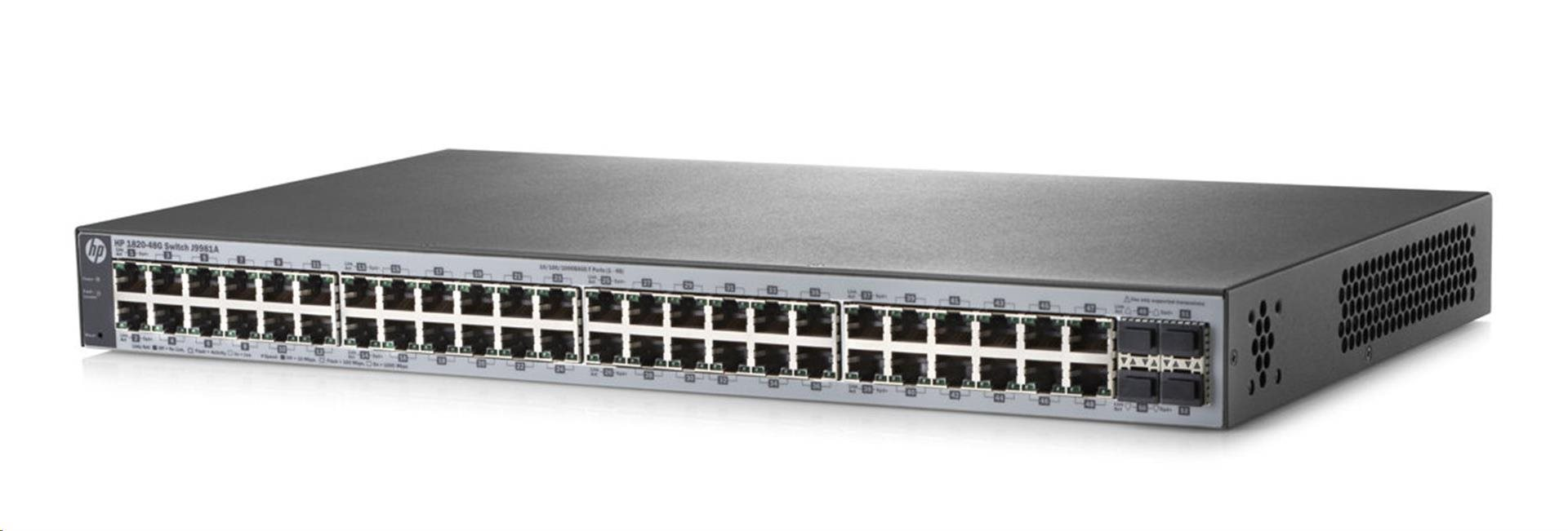 HPE 1820 48G Switch (J9981A)
