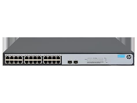 HPE OfficeConnect 1420 24G 2SFP+ Switch (JH018A)