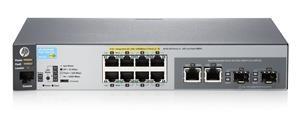Aruba 2530-8G-PoE+ HP RENEW Switch J9774AR