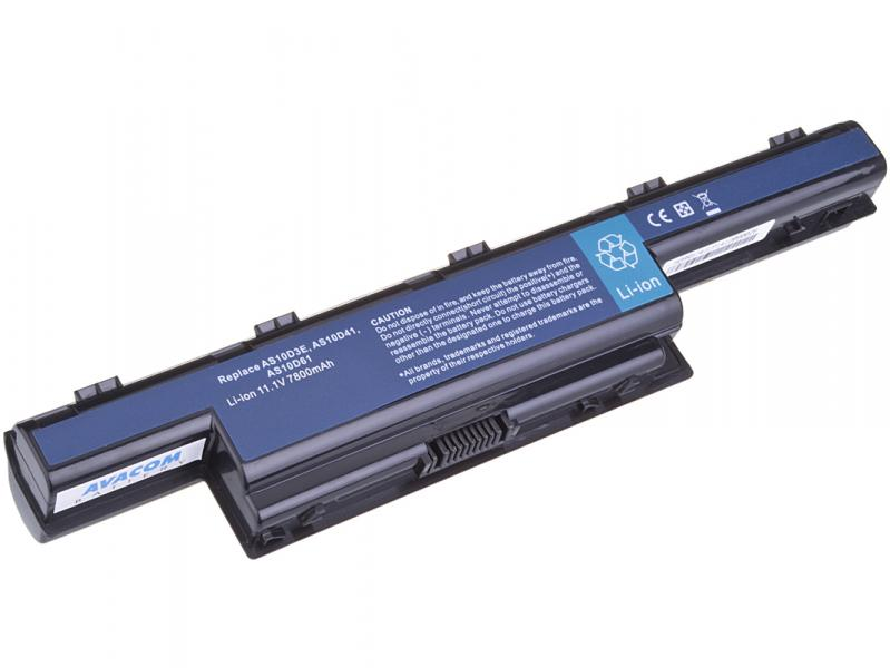 AVACOM baterie pro Acer Aspire 7750/5750, TravelMate 7740 Li-Ion 11,1V 7800mAh/87Wh (NOAC-775H-S26)