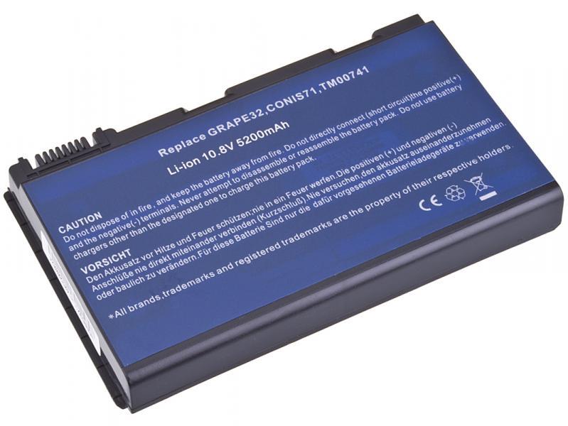 AVACOM baterie pro Acer TravelMate 5320/5720, Extensa 5220/5620 Li-Ion 10,8V 5200mAh/56Wh (NOAC-TM57-806)