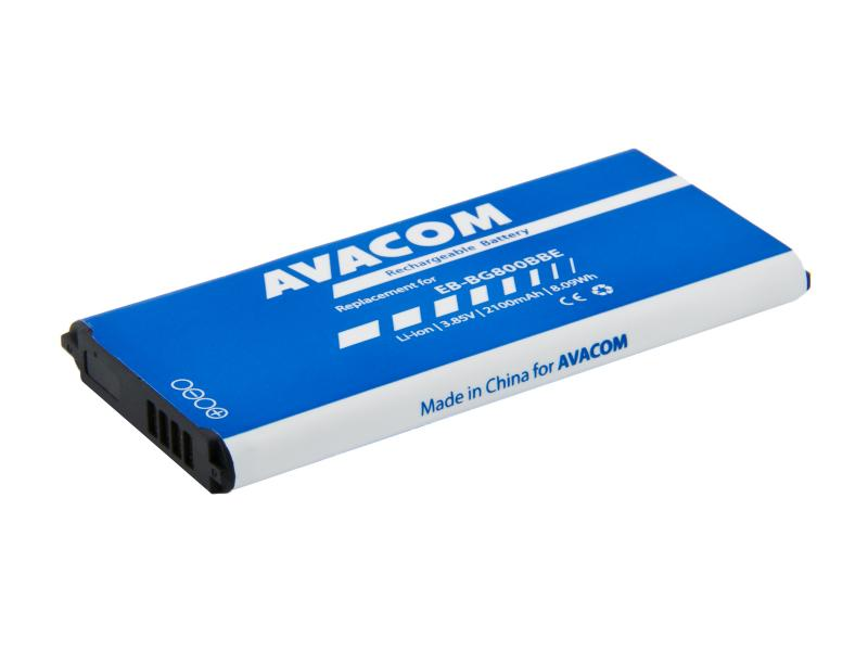 AVACOM baterie do mobilu Samsung Galaxy S5 mini Li-Ion 3,85V 2100mAh, (náhrada EB-BG800BBE) (GSSA-S