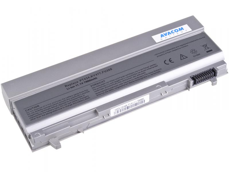AVACOM baterie pro Dell Latitude E6400, E6410, E6500 Li-Ion 11,1V 7800mAh / 87Wh (NODE-E64H-806)