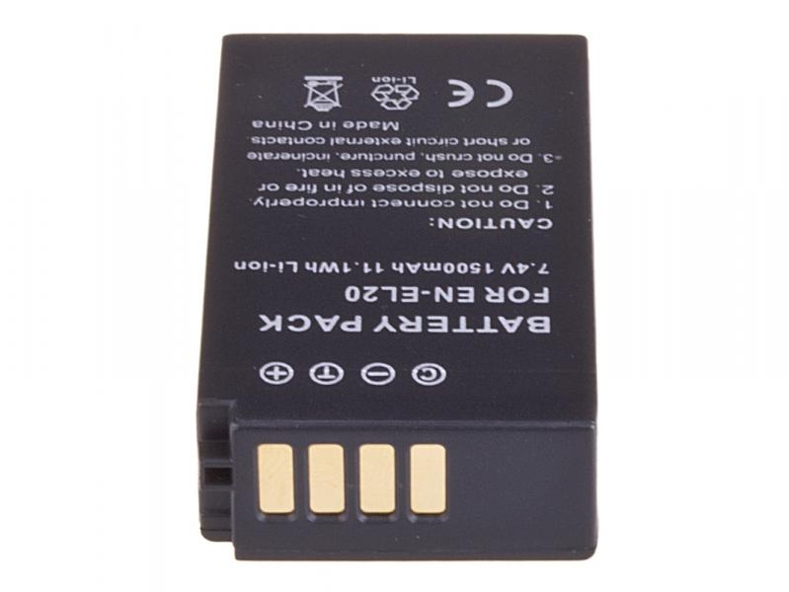 AVACOM Nikon EN-EL20 Li-ion 7.4V 800mAh 11.1Wh