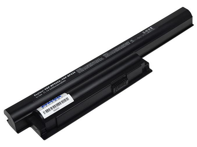 AVACOM baterie pro Sony Vaio VPC-CA/CB/EH series, VGP-BPS26 Li-ion 10,8V 5200mAh/56Wh (NOSO-26BN-806)