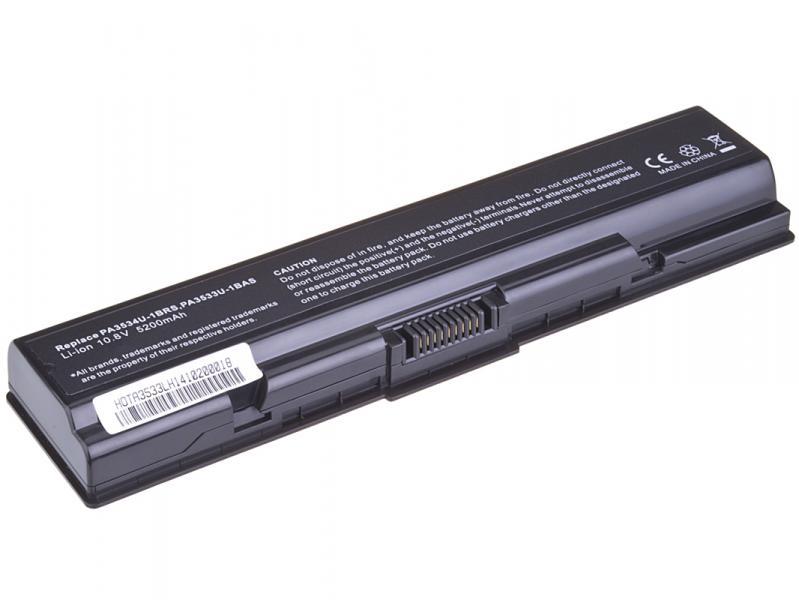 AVACOM baterie pro Toshiba Satellite A200/A300/L300 Li-ion 10,8V 5200mAh/56Wh (NOTO-A200-806)