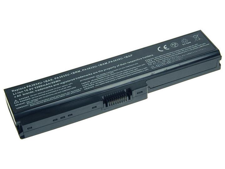 AVACOM baterie pro Toshiba Satellite U400, M300, Portege M800 Li-ion 10,8V 5200mAh /56Wh (NOTO-U4-806)