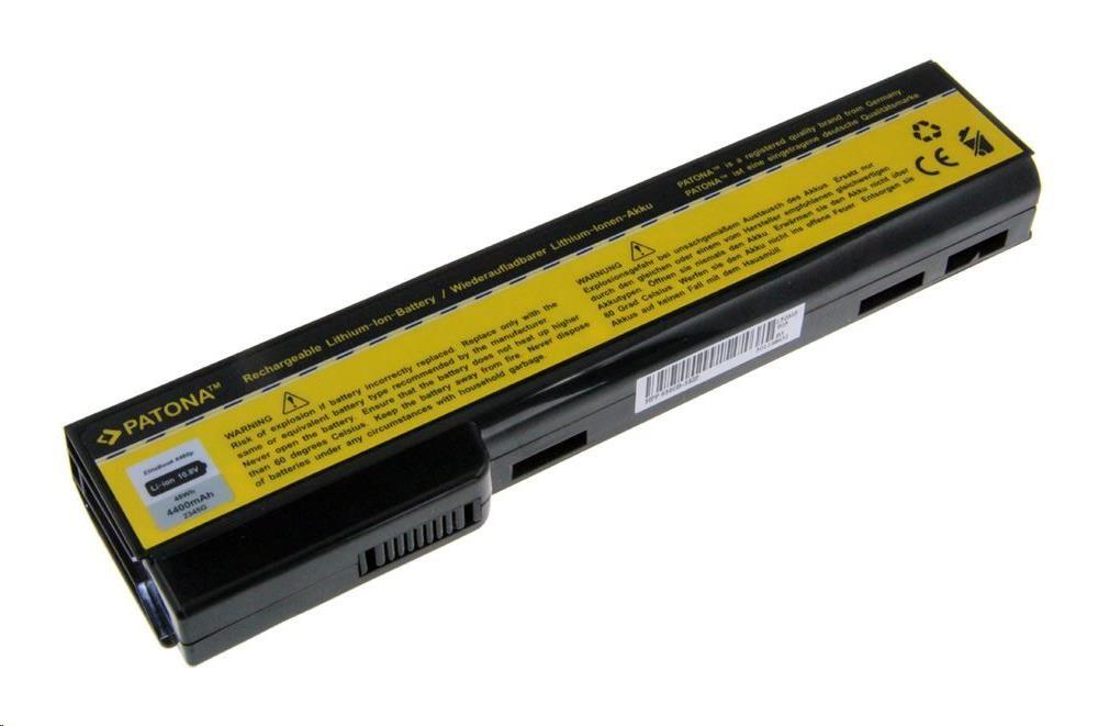 Baterie Patona pro HP ProBook 8460p 4400mAh Li-Ion 10,8V (PT2345)
