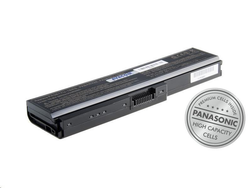 AVACOM baterie pro Toshiba Satellite L750 Li-Ion 10,8V 5800mAh/63Wh (NOTO-L750-809)