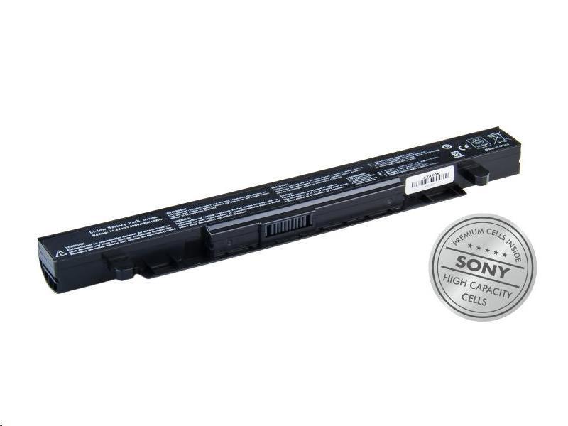 AVACOM baterie pro Asus X550, K550, Li-Ion 14,4V 2900mAh (NOAS-X550-P29)