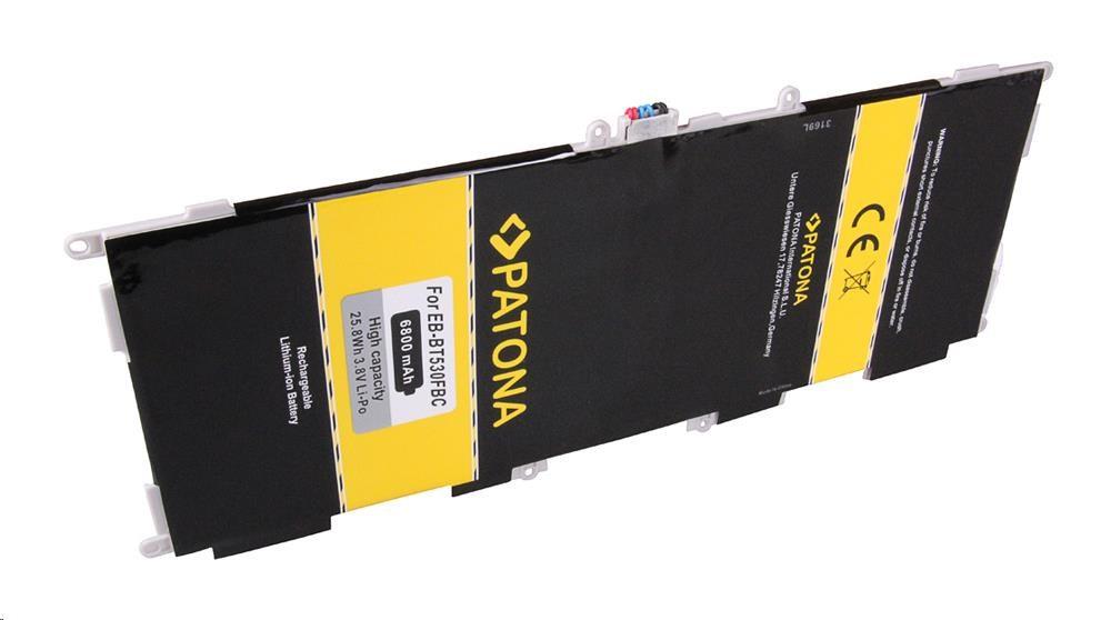 Baterie Patona pro Samsung Galaxy Tab 4 10.1 6800mAh 3,8V Li-Pol (PT3169)