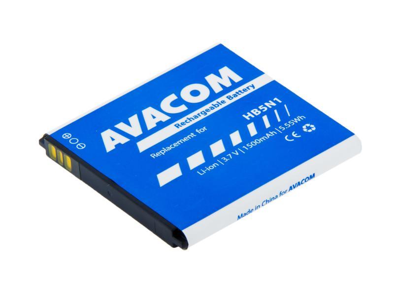 AVACOM baterie do mobilu Huawei G300 Li-Ion 3,7V 1500mAh (náhrada HB5N1H) (PDHU-G300-S1500A)