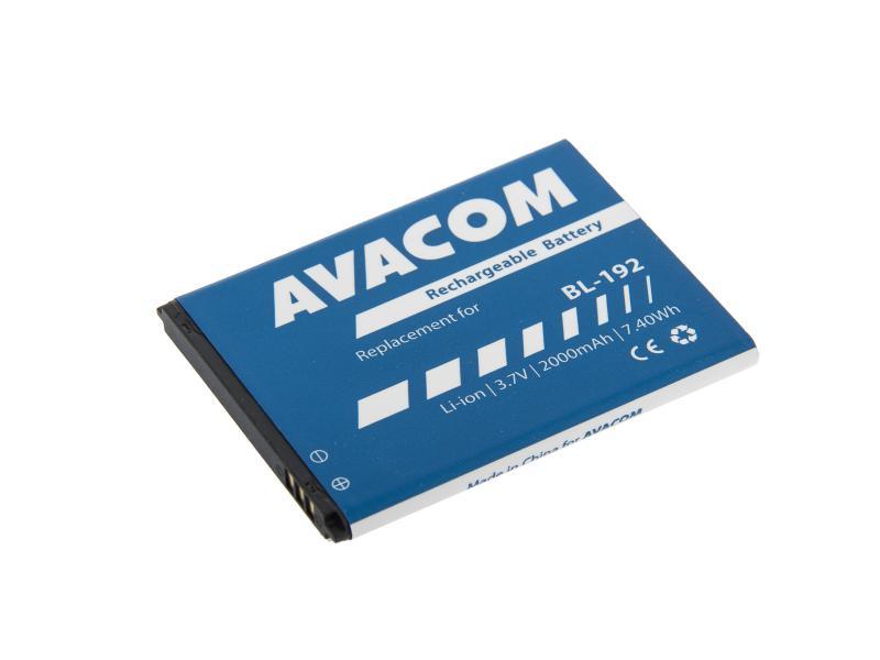 AVACOM baterie do mobilu Lenovo A328 Li-Ion 3,7V 2000mAh (náhrada BL192) (GSLE-BL192-2000)