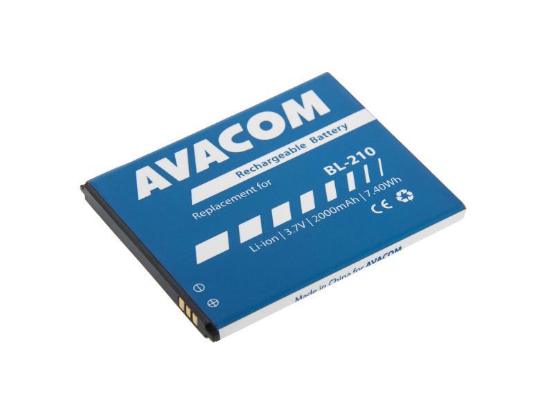 AVACOM baterie do mobilu Lenovo A536 Li-Ion 3,7V 2000mAh (náhrada BL210) (GSLE-BL210-2000)