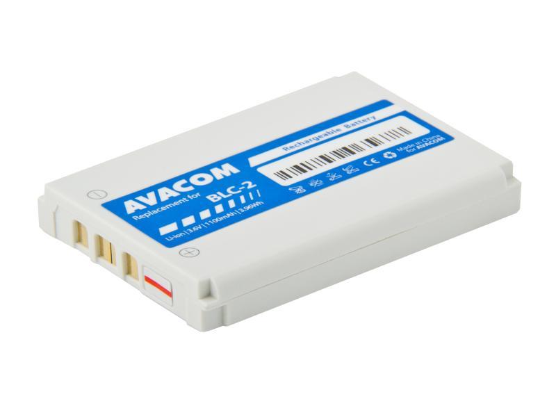 AVACOM baterie do mobilu Nokia 3410, 3310 ,3510 Li-Ion 3,6V 1100mAh (náhrada BLC-2) (GSNO-BLC2-1100A)