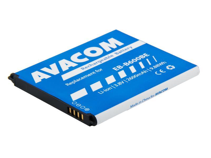 AVACOM baterie do mobilu Samsung Galaxy S4 Li-Ion 3,8V 2600mAh, (náhrada EB-B600BE) (GSSA-i9500-2600A)