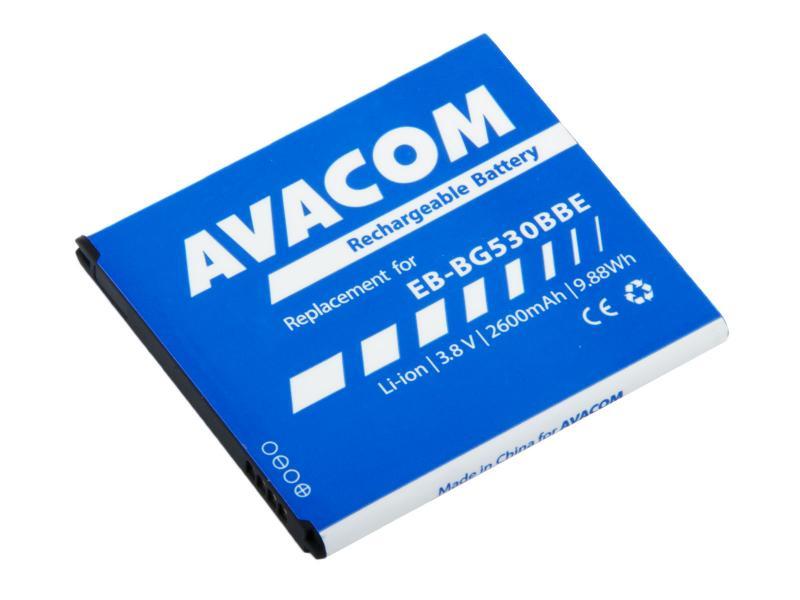 AVACOM baterie do mobilu Samsung G530 Grand Prime Li-Ion 3,8V 2600mAh (náhrada EB-BG530BBE) (GSSA-G530-S2600)