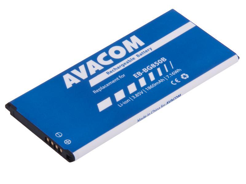 AVACOM baterie do mobilu Samsung G850 Galaxy Alpha Li-Ion 3,85V 1860mAh (náhrada EB-BG850BBE) (GSSA-G850-1860)