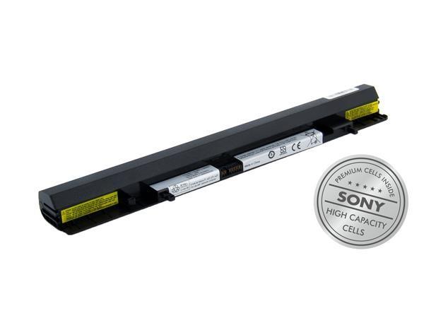 AVACOM baterie pro Lenovo IdeaPad S500, Flex 14 Li-Ion 14,4V 2900mAh