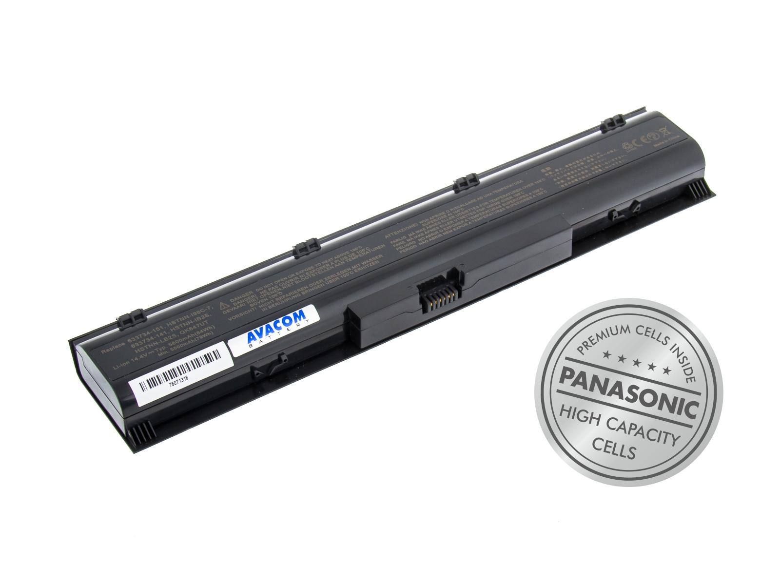 AVACOM baterie pro HP ProBook 4730s Li-Ion 14,4V 5800mAh (NOHP-PB47-P29)