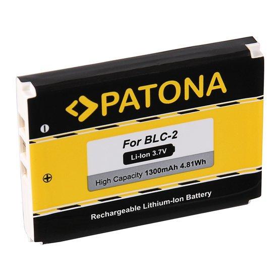 PATONA baterie pro mobilní telefon Nokia 3310/3410 1300mAh 3,7V Li-lon BLC-2