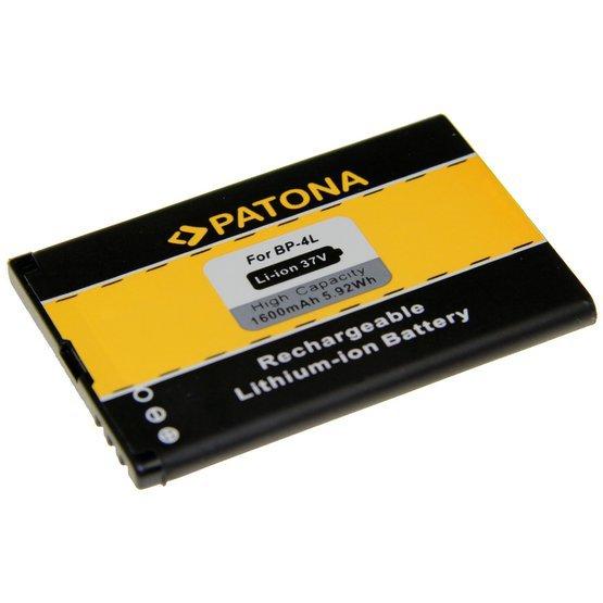 PATONA baterie pro mobilní telefon Nokia BP-4L 1600mAh 3,7V Li-Ion