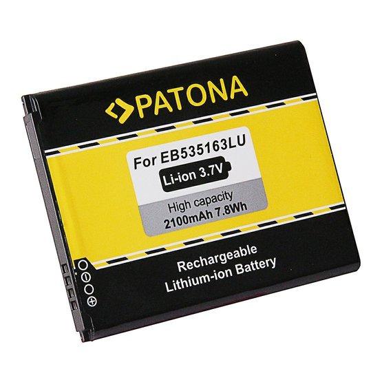 PATONA baterie pro mobilní telefon Samsung EB535163LU 2100mAh 3,7V Li-Ion
