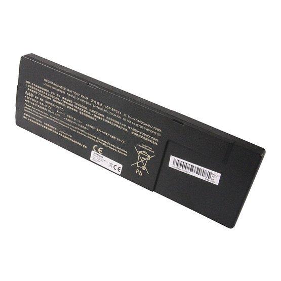 PATONA baterie pro ntb SONY VAIO VGP-BPS24 4400mAh Li-Pol 11,1V VGP-BPL24