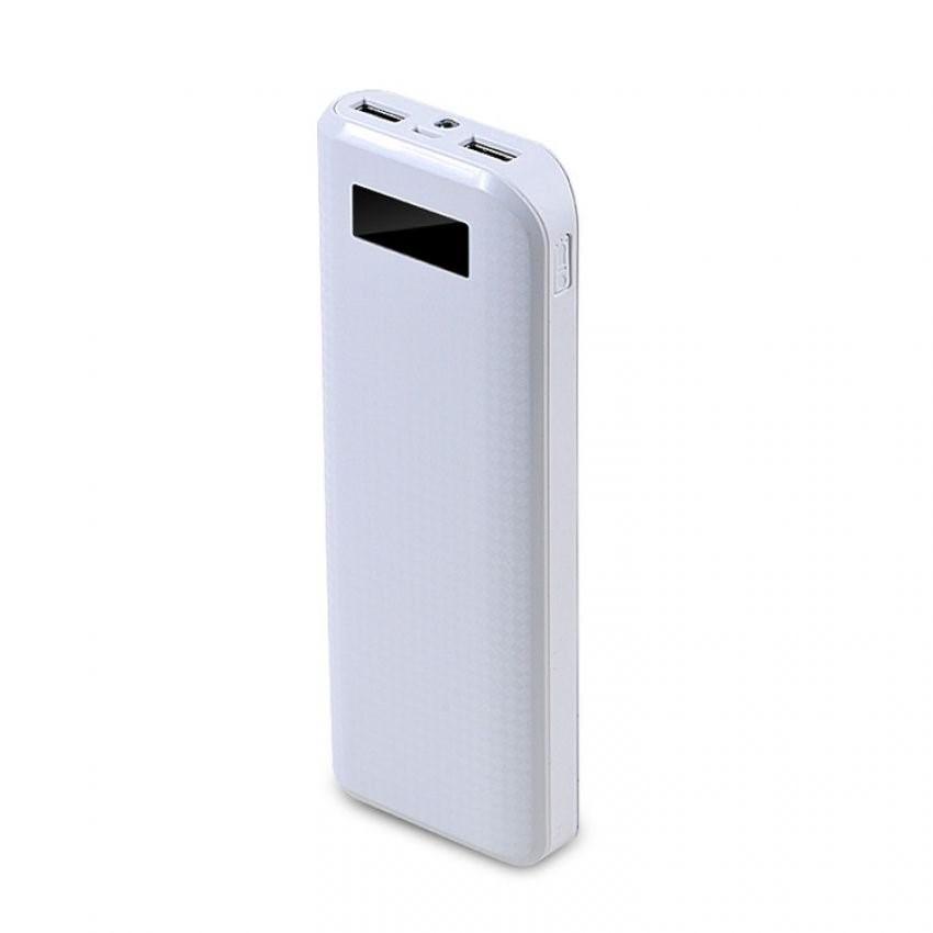 REMAX PowerBank 20000 mAh, bílá barva (AA-1003)