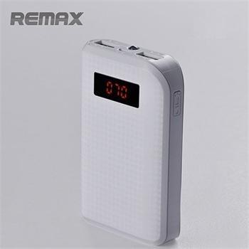 REMAX PowerBank 10000 mAh, bílá barva (AA-1006)
