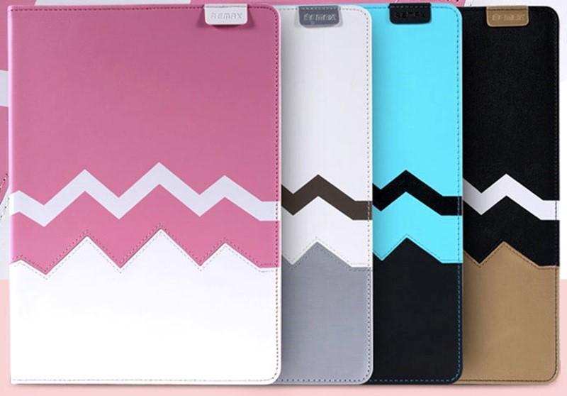 REMAX Heartbeat series obal pro iPad Air 2 v černé barvě (AA-1046)