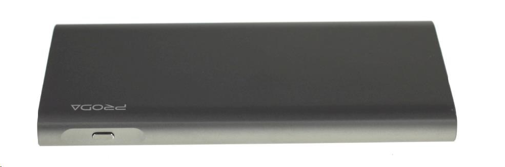 REMAX PowerBank 10000 mAh, PRODA slim, šedá barva (AA-1252)