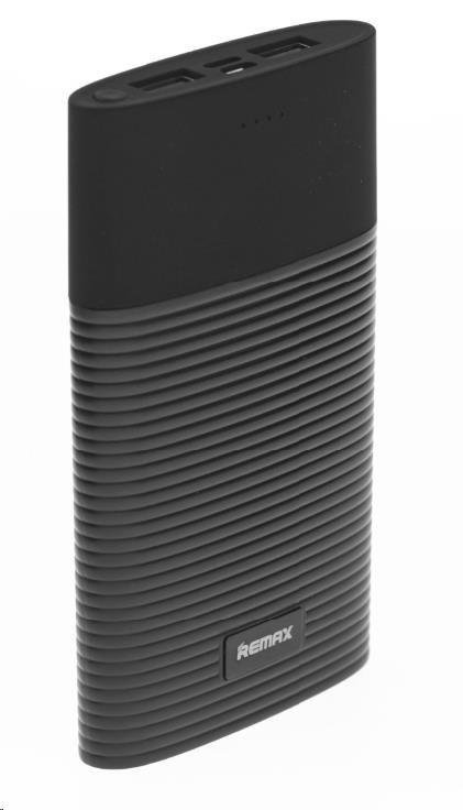 REMAX PowerBank 10000 mAh, Perfume line, černá barva (AA-1254)