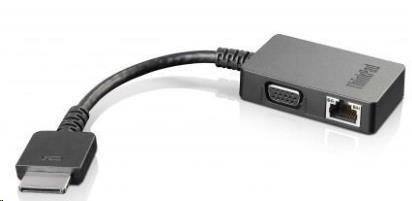 LENOVO dokovací stanice ThinkPad Onelink+ To VGA/RJ45 Adapter (4X90J31060)