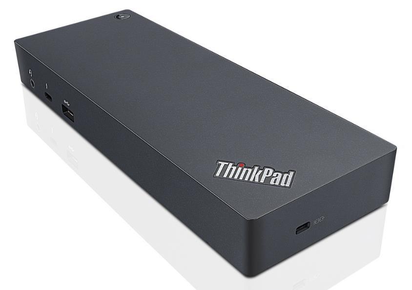 LENOVO dokovací stanice ThinkPad Thunderbold 3 Dock (40AC0135EU)