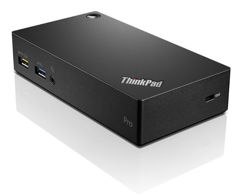 LENOVO dokovací stanice ThinkPad Pro USB3.0 Dock (40A70045EU)