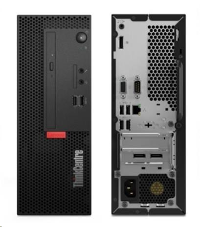 LENOVO PC ThinkCentre M710e SFF 10UR0043 i3-7100,4GB,256SSD,Intel HD,DVD,VGA,USB,W10P,3r on-site