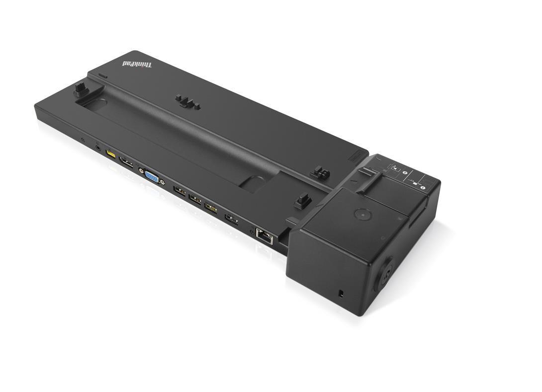 LENOVO dokovací stanice ThinkPad Basic Docking Station 90W - L480,L580,T480(s),T580,P52s,X280,X1 Carbon(6gen) 40AG0090EU