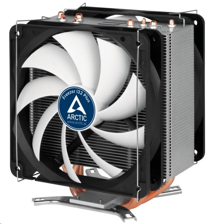 ARCTIC Freezer i32 PLUS chladič CPU (pro Intel 2066, 2011(-3), 1150, 1151, 1155, 1156, do 320W)