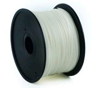 GEMBIRD Tisková struna (filament) PLA, 1,75mm, 1kg, natural (3DP-PLA1.75-01-NAT)