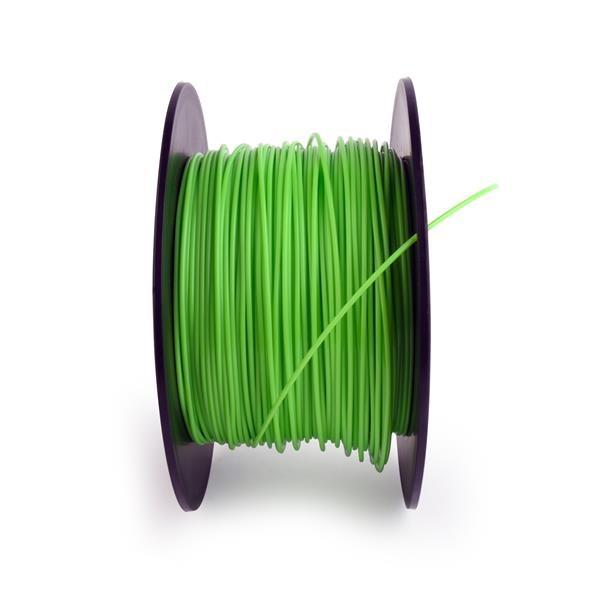 GEMBIRD Tisková struna (filament) PLA, 1,75mm, 1kg, zelená (3DP-PLA1.75-01-G)