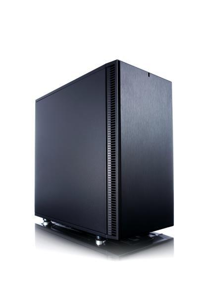 FRACTAL DESIGN skříň DEFINE MINI C, Black, bez zdroje (FD-CA-DEF-MINI-C-BK)