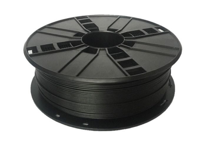 GEMBIRD Tisková struna (filament) nylon, 1,75mm, 1kg, černá (3DP-NYL1.75-01-BK)
